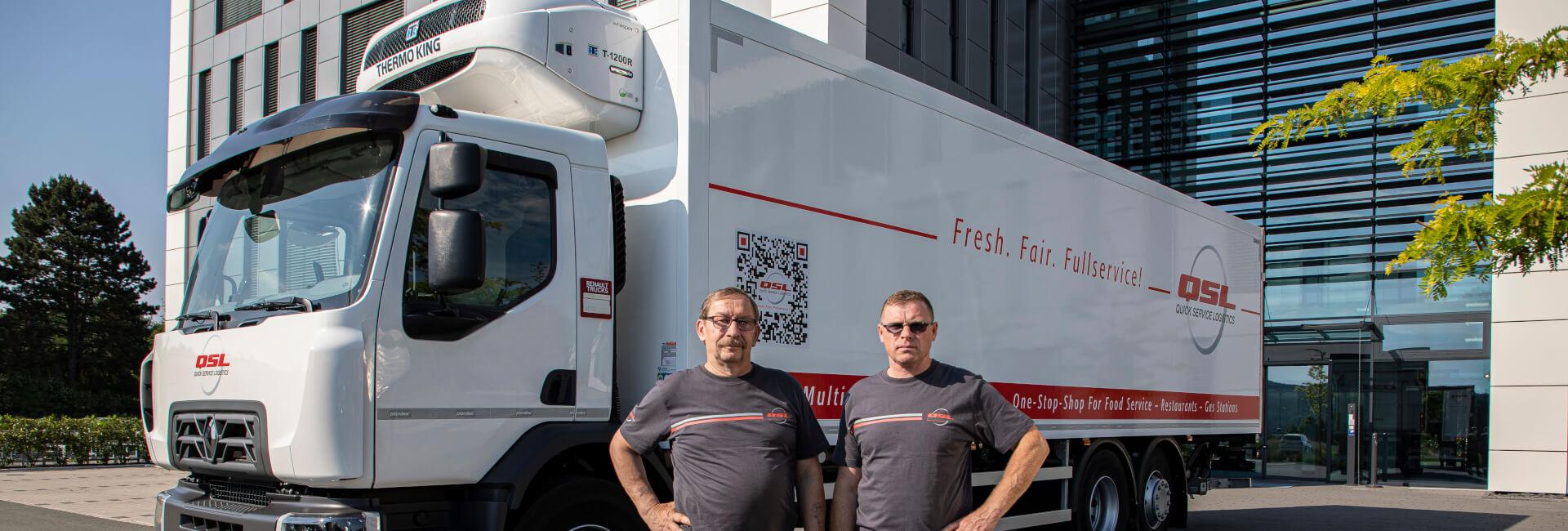 Head Hintergrund  Meyer Quick Service Logistics GmbH & Co. KG